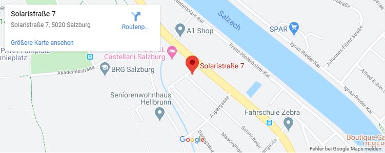 Dr. Heinrich Giglmayr in Salzburg-Standort Kanzlei-Footer Tablet