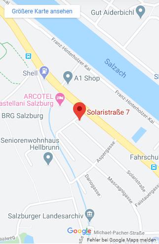 Dr. Heinrich Giglmayr in Salzburg-Standort Kanzlei-Handy